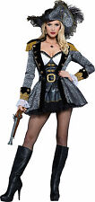 Adult Seven Seas Seductress Pirate Costume by Incharacter Costumes LLC 8039