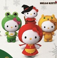 McDonalds 2013 Hello Kitty Fairy Tales toy Sealed With Box (U.S SELLER)