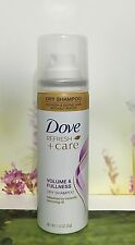 NEW Dove Refresh + Care Dry Shampoo Refresh & Revive without Water 1.15oz Sample