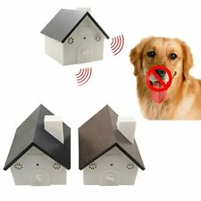 Hot Outdoor Ultrasonic Dog Bark Control Anti Barking Device Silencer Stopper