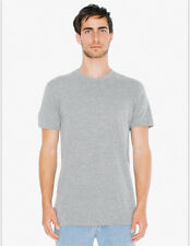 American Apparel NEW Fine Jersey Crewneck T-Shirt, Short-Sleeve T-Shirt, Tee