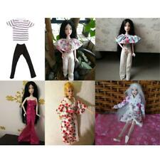 Fashion Handmade Doll Clothes Outfit for Barbie/Ken Dolls Dress Up Accessory