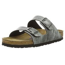 Birkenstock Womens Arizona Softbed Birkoflor Sandals