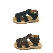 Brand New Toddler Boys Fisherman Sandals Size 7 - 12 Open Toe