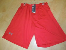 Under Armour Heat Gear Men's Loose Gym Shorts, New, Free Shipping