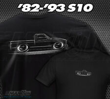 1982-1993 Square Body S10 T-Shirt Chevy GMC 82 83 84 85 86 87 88 89 90 91 92 93