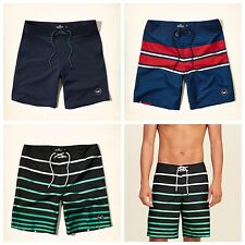 NWT Hollister by Abercrombie Classic Fit Board Shorts Swim Trunks Sz 30 or 32