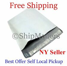 """6x9 Poly Mailers Envelopes Shipping Self Seal Privacy Shield Bags 6""""x9"""" PM1"""