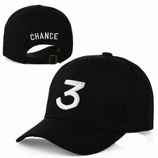 Mens Womens Chance 3 the rapper Streetwear Dad Baseball Cap coloring Book Yeezy