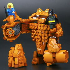 Fun DIY Toys- Batman Clayface Splat Attack- Super Heroes -Lego compatible - 469p
