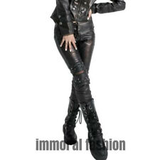 Punk Rave Steampunk Apocalypse Pants - Bronze [Special Order] - Gothic,Goth,Rock