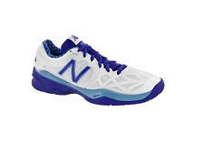 New Balance 996 Casual Running Training Shoes White Blue WC996PU US mens sz