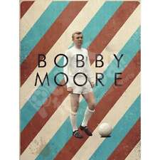 Bobby Moore (West Ham) Vintage Poster