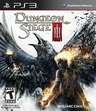 Dungeon Siege III PS3 Complete CIB