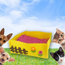 Washable Cushion Pad Mat Blanket House Removable FS945 Dog Cat Pet Bed Fantastic