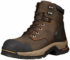 "Timberland PRO 6"" Stockdale GripMax Alloy Lth-M Mens 6 in Grip Max"