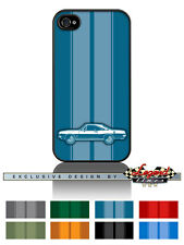 """1967 Plymouth Barracuda Coupe """"Stripes"""" Phone Case iPhone & Samsung Galaxy"""