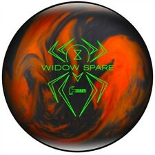 Hammer Black Widow Spare Bowling Ball with Asymmetrical Core Polyester Ball