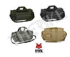 Fox Outdoor Product MODULAR EQUIPMENT BAG A Truly Multi-purpose Equipment Bag