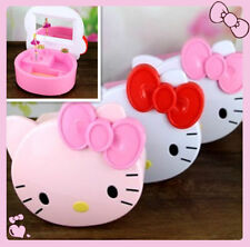 New HelloKitty Music Box Mirror Cosmetic / Make Up jewelry box lyo-E1029-3