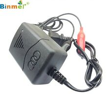 Compact Car Battery Charger With Led Light Indicator 12V Tender Smart Charging