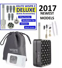 NEW 2017 IOLITE WISPR 2 DELUXE Extra Accessories - Butane Powered - LIMITED SALE