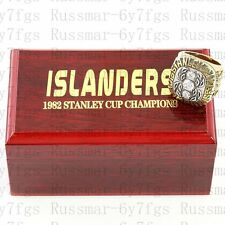 1982 New York Islanders Stanley Cup Championship Copper Ring Size 10-13 Solid