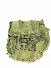 US Alice Field Pack Combat Nylon Medium Without Shoulder Straps LC-1 OD Green