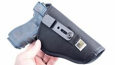 Springfield XD 9, 40, 45 | IWB Tuckable Conceal Carry CCW Holster w/ Sweat Guard