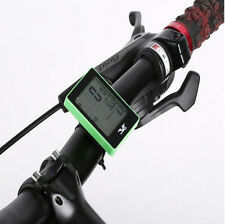 Wireless Computer Bicycle Speedometer Odometer Lcd Cycle Waterproof Digital Kit