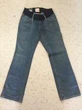 Old Navy Women's Maternity Low Rise Boot Cut Stretch Blue Jeans S,M,L Sizes NWT