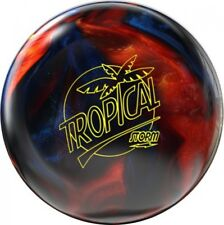Storm Tropical Blue/Orange Bowling Ball Reactive ideal for Beginners and Profis