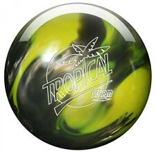 Storm Tropical Yellow/Silver Bowling Ball Reactive ideal for Beginners and