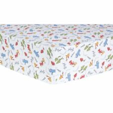 Trend Lab Dr. Seuss One Fish Two Fish Fitted Crib Sheet