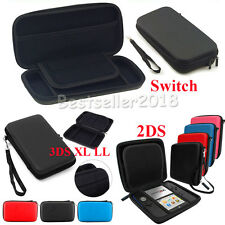 For Nintendo Switch / 2DS / 2DS XL / 3DS XL LL New Hard Travel Carrying Case Bag