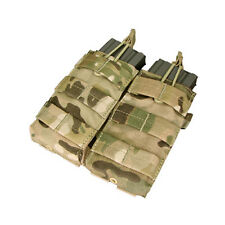Condor MA19-008 MULTICAM Double Open Top 5.56 30rd MOLLE Mag Pouch w/ Bungee Ret