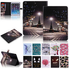 For Apple iPad Tablet Case Leather Magnetic Folio Pouch Stand Smart Cover Case