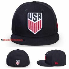 Team USA United States of America Olympic New Era 59Fifty Fitted Hat Yankee Blue