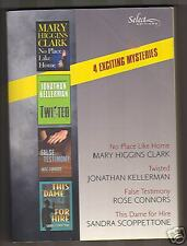 4 Exciting Mysteries in one Book (2005) Select Editions