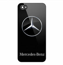 Mercedes-Benz Logo Cars Print On Hard Plastic Case For iPhone 5 5s 6 6s 7 (Plus)