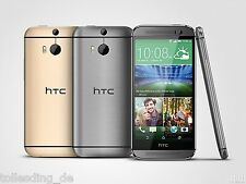 "5.0"" 4G HTC One M8 16GB Factory GSM Unlocked Android WIFI Cell Phone Smartphone"