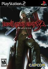 Devil May Cry 3 Dante's Awakening PS2 Playstation 2 Complete CIB Tested