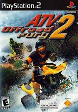 ATV Offroad Fury 2 PS2 Playstation 2 Complete CIB Tested