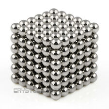 US Dia 4mm 216pcs N42 Magnet Balls Magic Beads 3D Puzzle Sphere Magnetic Balls