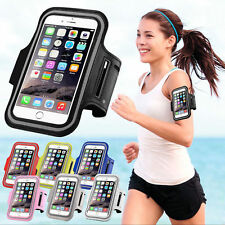 Durable Gym Sports Jogging Running Armband Pouch Arm Band Case Cover For HTC U11