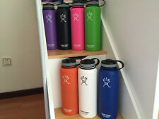 18/32/40oz Hydro Flask Insulated Stainless Steel Water Bottle Wide Mouth
