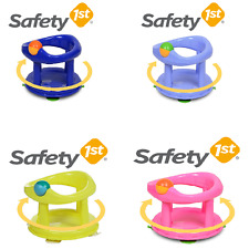 Safety First Swivel Baby Bath Tub Rotating Safety 1st Ring Seat - FREE SHIPPING
