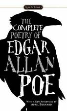 The Complete Poetry of Edgar Allan Poe by Edgar Allan Poe (English) Mass Market