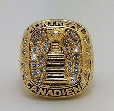 1960 Montreal Canadiens Stanley Cup Championship Copper ring Size 8-14 RICHARD