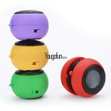 Portable USB Mp3 Speaker Stereo Mini Speaker Music MP3 Player Amplifier HYFG
